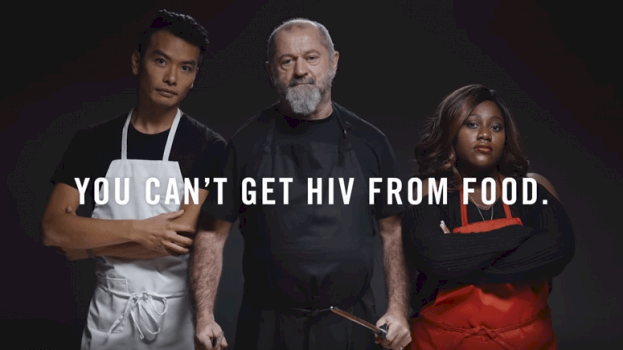 Casey House smashes HIV/AIDS stigma